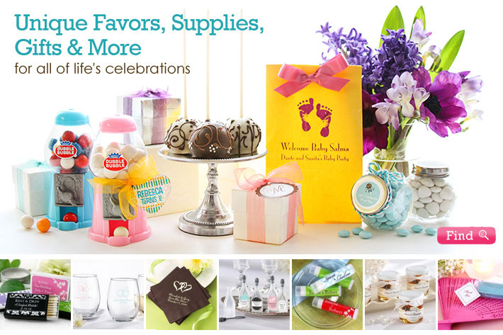 Beau-coup Weddign Favours, Supplies & Decor