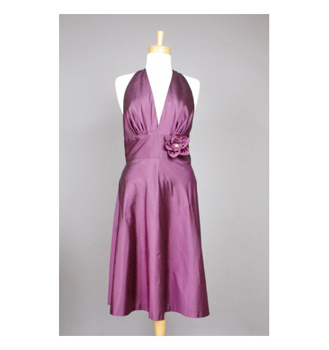 Caroline Calvert bridesmaids dress: Nadine