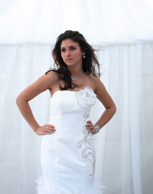 Daniza | La Chatuise 2010 Italian wedding dress