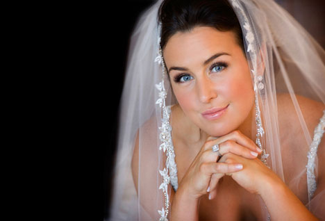 Beautiful Bride by Chris Chernoff Photography | Courtenay Woodworth, Vancouver