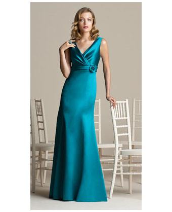 After Six, bridesmaids dress 6588