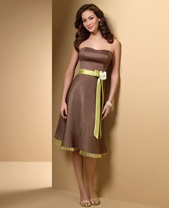 Alfred Angelo bridesmaids dress style #7014