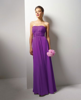 Alfred Angelo bridesmaids dress style #7093