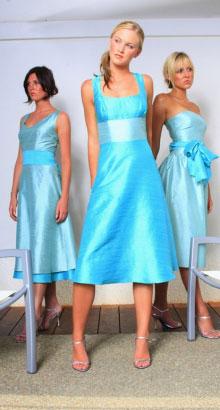 Lynn Lugo bridesmaids dresses (Frocks Modern Bridesmaids, Vancouver, Calgary - Canada)