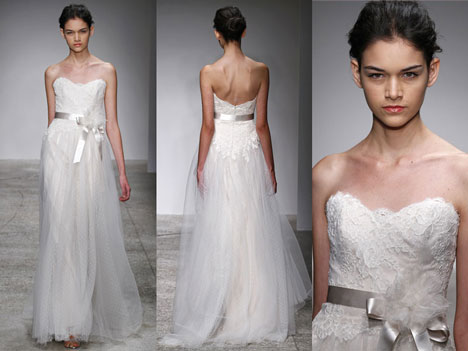Christos Bridal 2011: 'Camilla' Wedding Dress