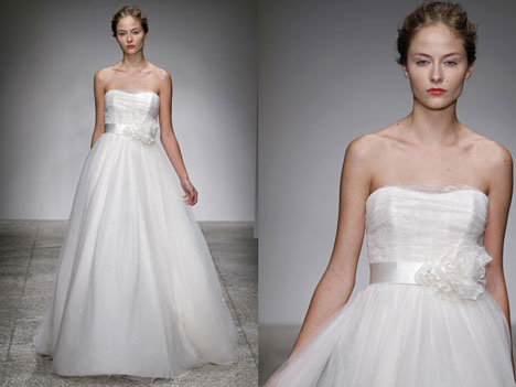 Christos Bridal 2011: 'Grace' Wedding Dress