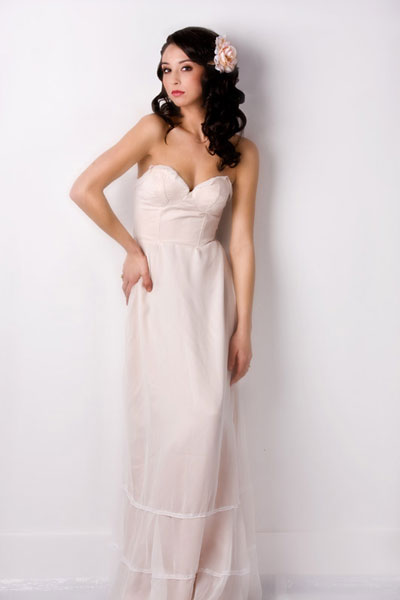 La Novia, Vancouver wedding dress