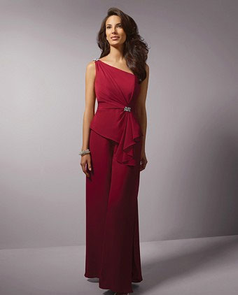 Alfred Angelo #7100, mother's dress