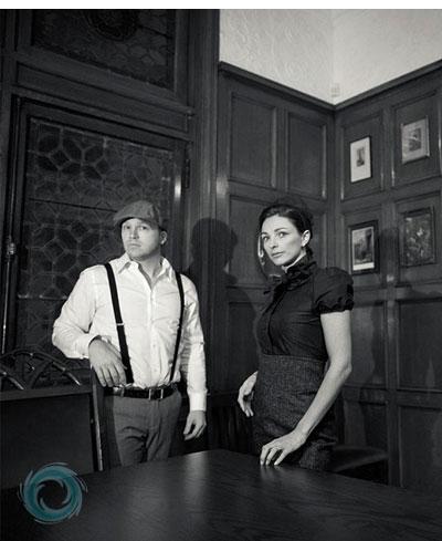 titanic movie engagement photo shoot toronto
