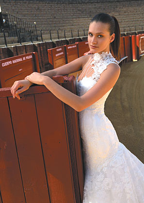 2010 Cymbeline Paris Bonnie wedding dress
