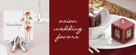 InspirAsian: Asian Wedding Favors