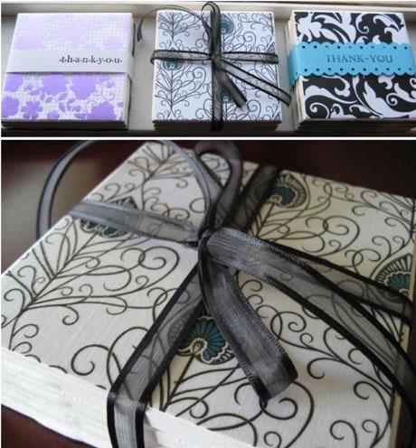 Custom DIY wedding coasters / napkins