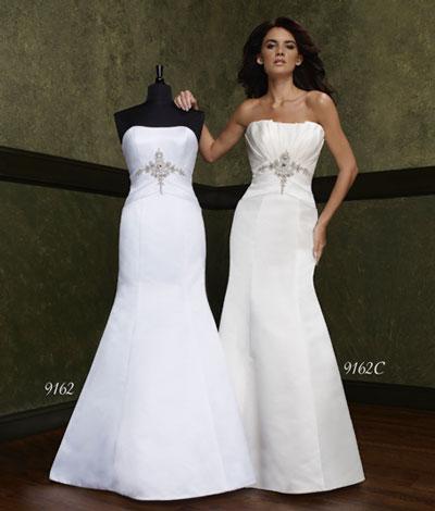 Emerald Bridal 9162