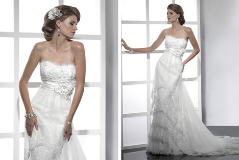 Aurora: 2011 wedding dress br Sottero & Midgley