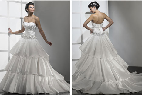 Dana_louise: 2011 bridal gown from Sottero-Midgley