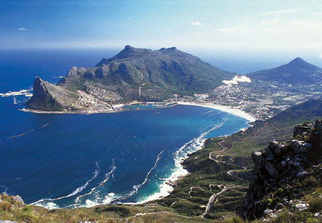 Start your africa honeymoon, in Cape Town