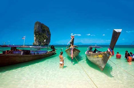 Winter Honeymoon Destinations for Canadians: Thailand
