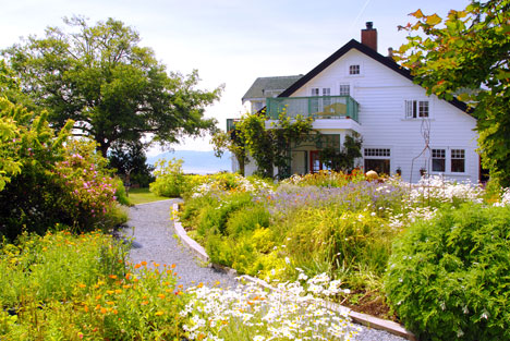 Vancouver Island, Sooke House | The Gardens