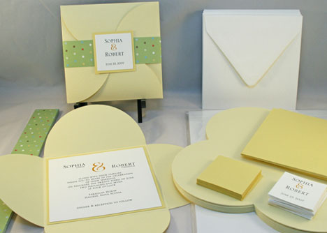 DIY Invitation Kit: Paige