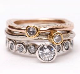 Lord & Godess wedding rings