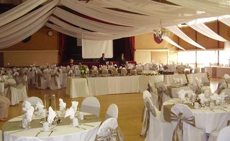 Vancouver Wedding Locations:  Scottish Cultural Centre