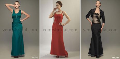 Venus Bridal, 'intermezzo' mother of the bride collection