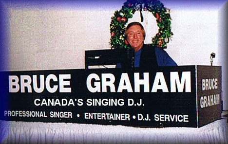 Greater Toronto Wedding DJ: Bruce Graham