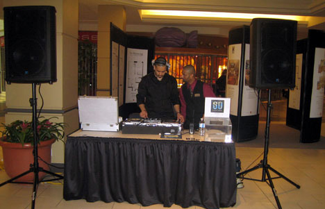 Greater Toronto Wedding DJ: DJ Kreation
