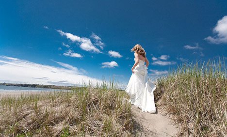 Wedding Photo of the Day: Steph Mackinnon, Wellington, NS