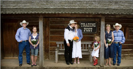 wedding photography, by Christina Louise, in Edmonton