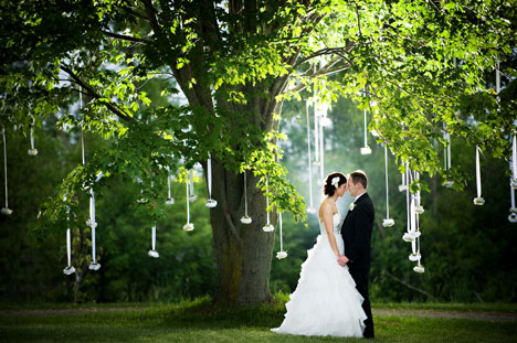 Beautiful wedding photograph from Konoka, Ontario, Canada