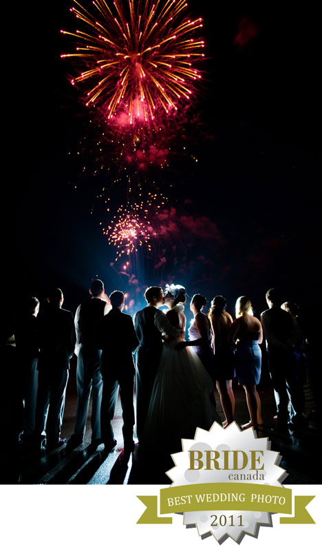 The Best Wedding Photograph in Canada, in 2011