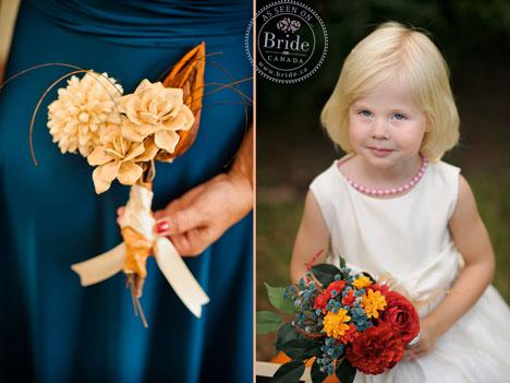 craft bridal bouquet
