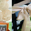A few more of the DIY vintage + rustic touches