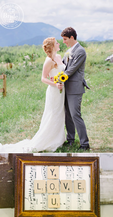 Bride &amp Groom: Emilie & Jan Wandel
