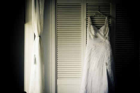 Suzanna's wedding dres, from Elmwood Brides in Toronto