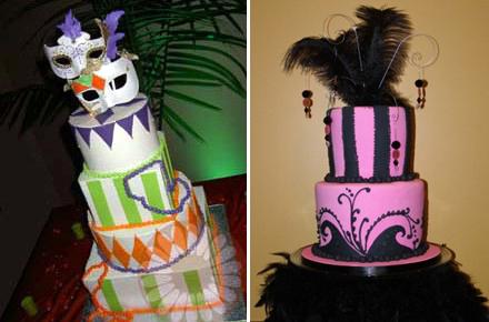 ornate wedding cakes