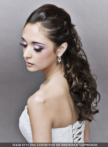 Wedding Pro Vancouver: bridal make-up