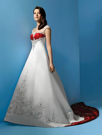 Alfred Angelo 2009 bridal gown 1193