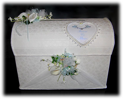 treasure chest wedding money box